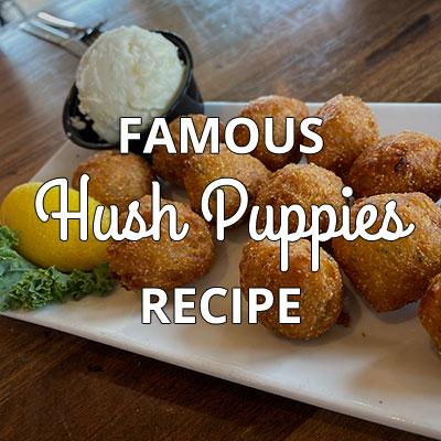 Hush Puppies Recipe